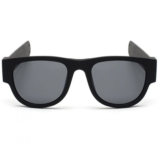 Slapsee Sunglasses Foldable Unisex - Black - Karachi - Pakistan