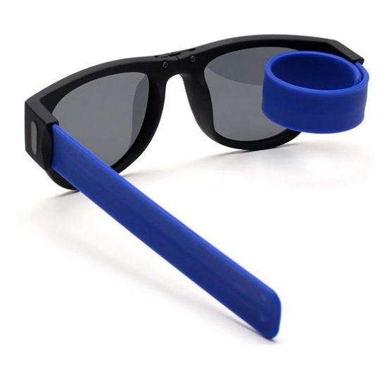 Slapsee Sunglasses Foldable Unisex - Blue - Karachi - Pakistan