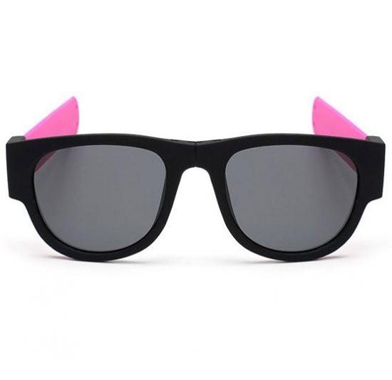 Slapsee Sunglasses Foldable Unisex - Pink - Karachi - Pakistan