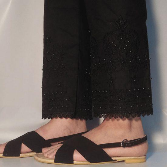 embroided-trouser-pant-beads-pure-cotton-black-zt41-pakistan-1