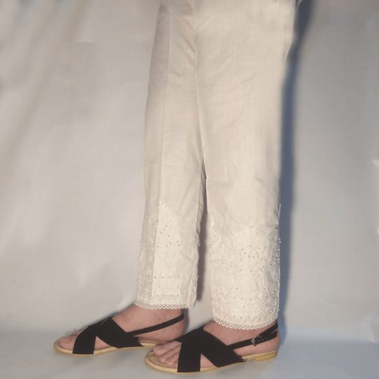 embroided-trouser-pant-beads-pure-cotton-white-zt42-pakistan-2