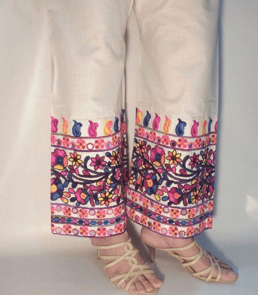 multi-embroided-mirror-work-palazzo-trouser-white-zt40-pakistan-2